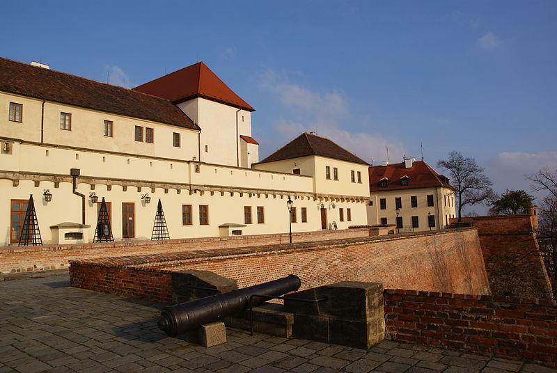 Špilberk Brno