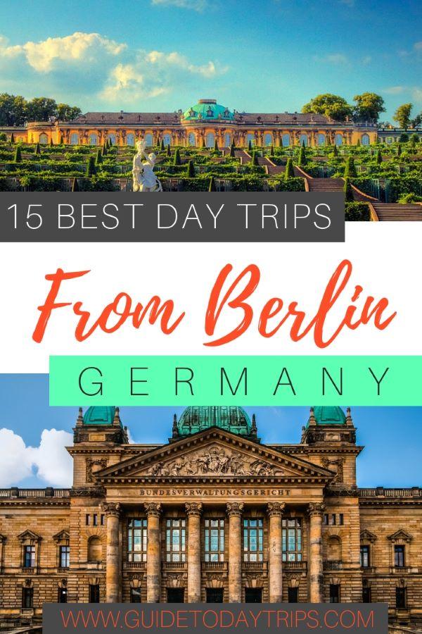 15 BEST DAY TRIPS FROM BERLIN GERMANY| BERLIN DAY TOUR | BERLIN DAY TRIP| BERLIN TRAVEL IDEAS | BERLIN DAY TOUR | BERLIN TRAVEL TIPS| BERLIN TRAVEL DESTINATION | DAY TRIPS FROM BERLIN|GERMANY TRAVEL IDEAS |GERMANY TRAVEL GUIDE | GERMANY TRIPS | GERMANY DAY TOUR|DAY TRIPS FROM GERMANY | #germany #travel # Europe