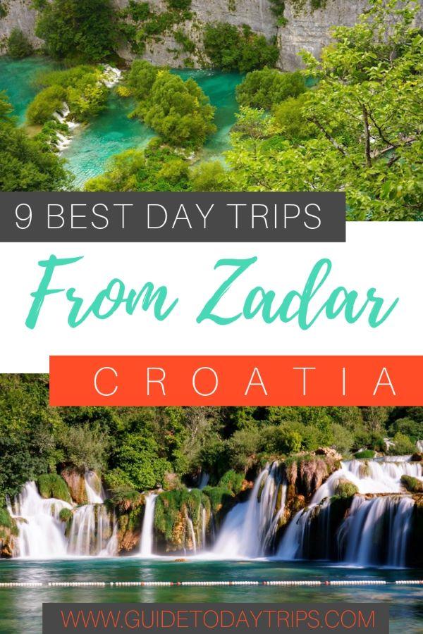 9 BEST DAY TRIPS FROM ZADAR CROATIA| ZADAR DAY TOUR | ZADAR DAY TRIP | ZADAR TRAVEL IDEAS |DAY TRIP FROM ZADAR|CROATIA DAY TOUR |CROATIA TRAVEL TIPS| CROATIA TRAVEL DESTINATION| CROATIA TRAVEL IDEAS |CROATIA TRAVEL GUIDE | CROATIA TRIP | DAY TRIP FROM CROATIA | # croatia # travel # Europe #