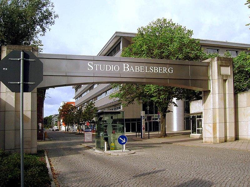 Babelsberg Film Studio Berlin