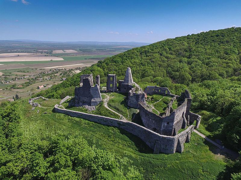 Burg Somló Hungary
