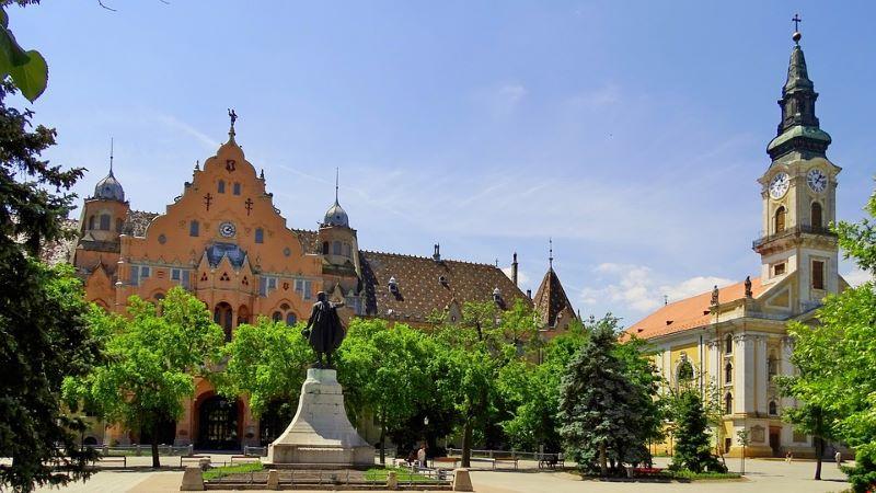 Kecskemét Town Hungary
