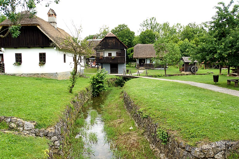 Kumrovec Village Croatia