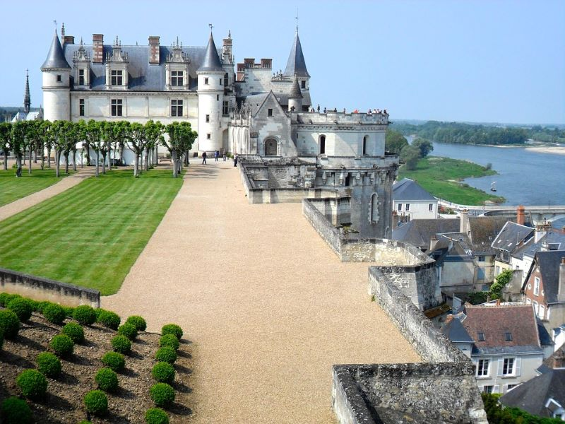 Loire Valley Castles France
