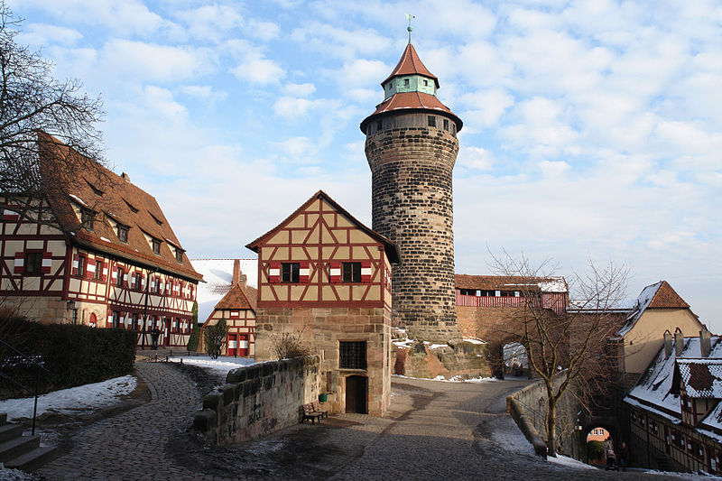 Nuremberg Castle Prague
