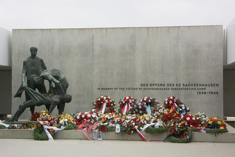 Sachsenhausen Crematorium Memorial Berlin