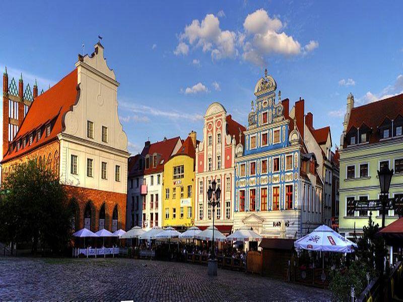 Stare Miasto Szczecin, Poland
