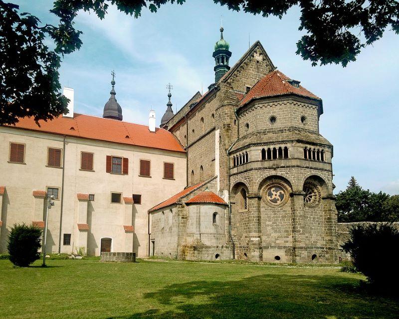 Třebíč Castle Czech