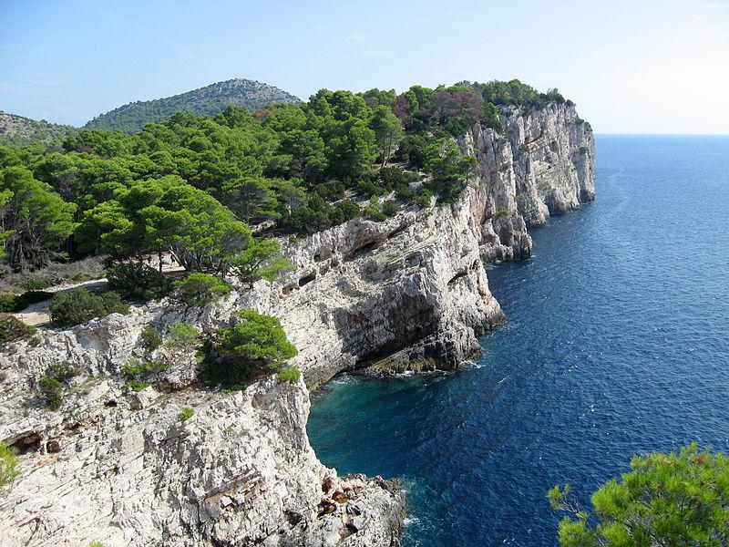 Telascica Cliff Croatia