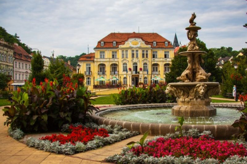 Teplice the Royal Spa City