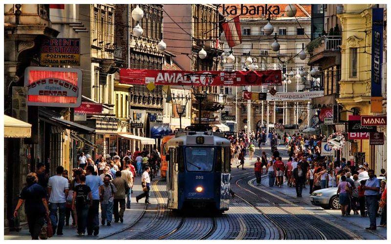 Zagreb Croatia City