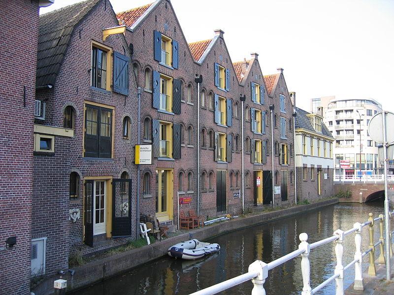Alkmaar Houses Holland