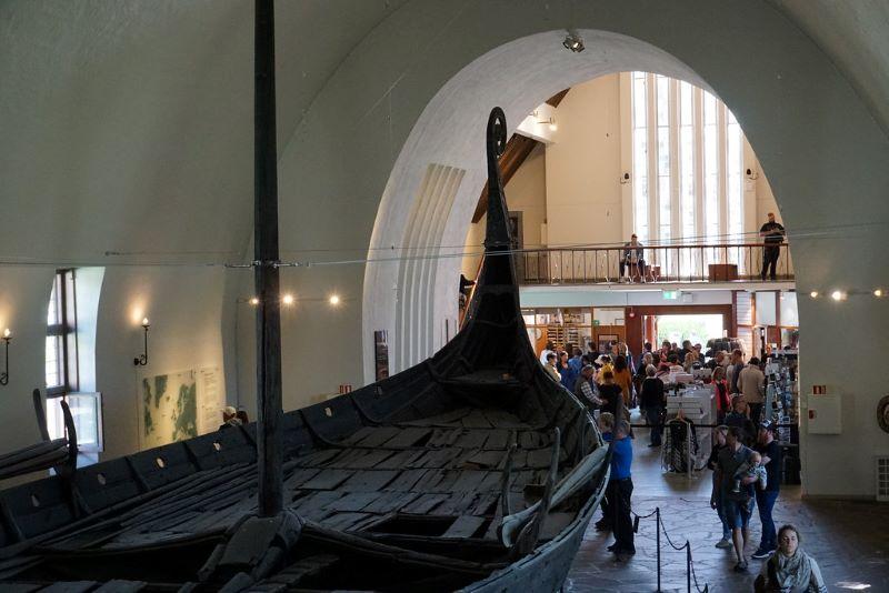 Bygdøy / Viking Ships Museum