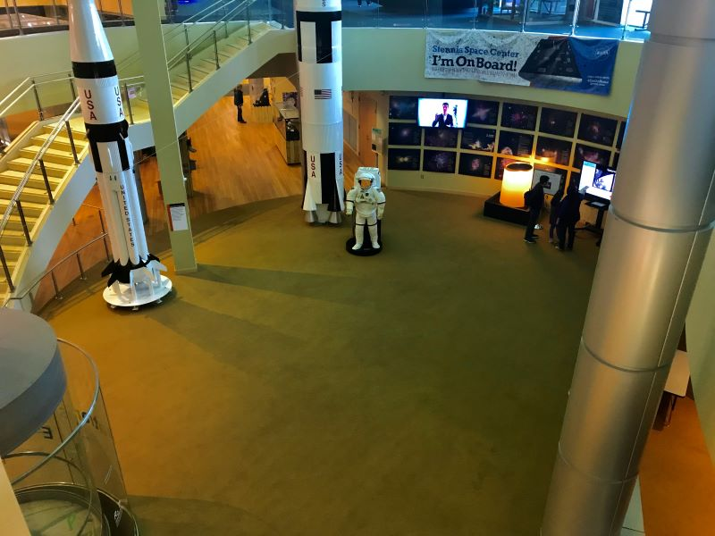 John C. Stennis Space / INFINITY Science Visitors Center, MS