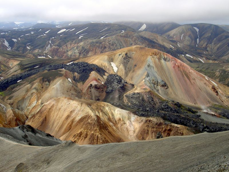 Landmannalaugar The Pearl of the Highlands