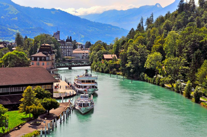 Interlaken & Swiss Alps