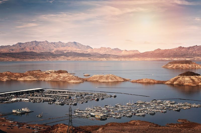 lake mead in las vegas