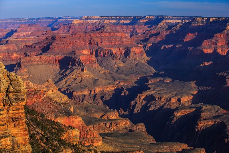 Grand canyon in las vegas