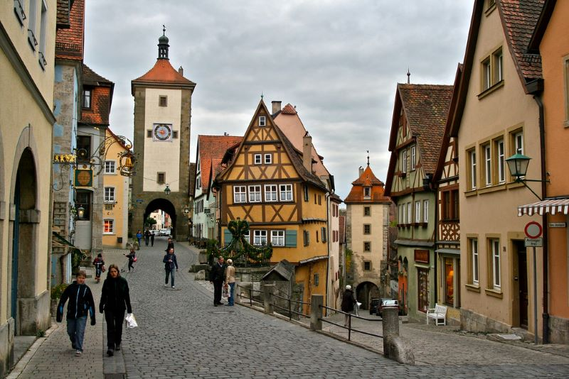 Rothenburg in munich
