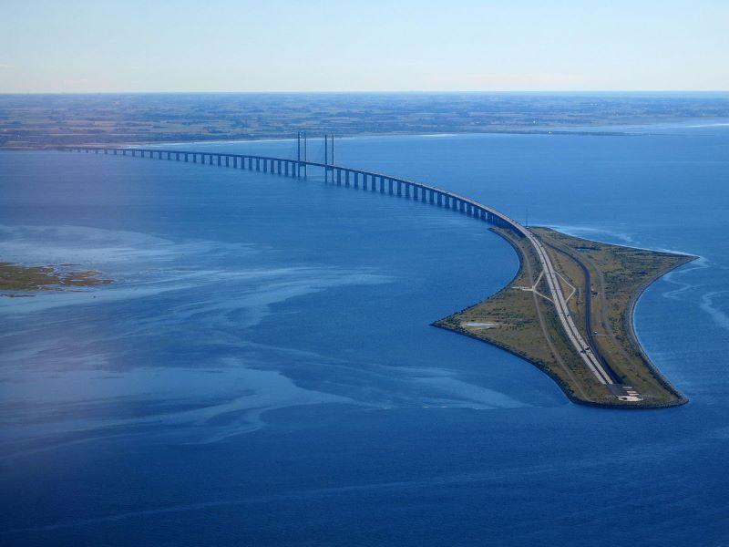 øresund bridge sweden and denmark
