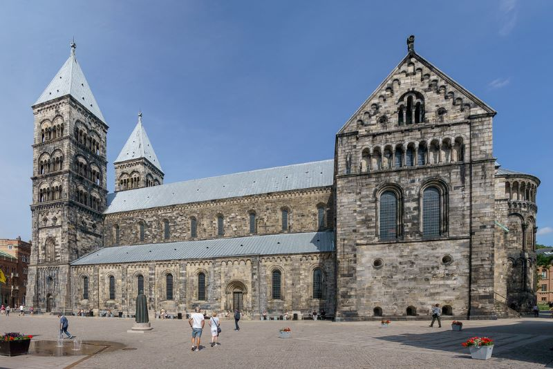 ‬ Lund Cathedral